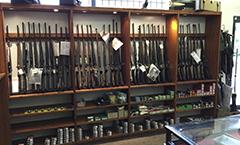 Waffenangebote auf Egun